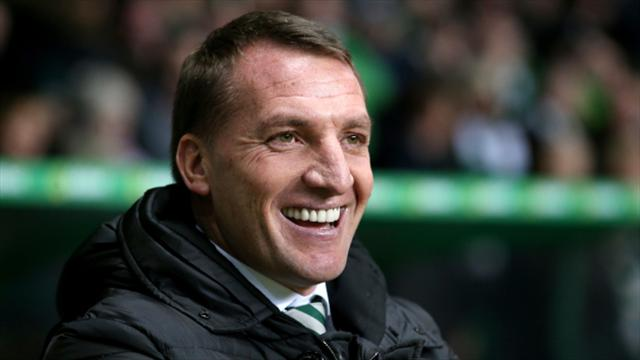 Old Firm pressure all on Rangers, says Celtic boss Rodgers