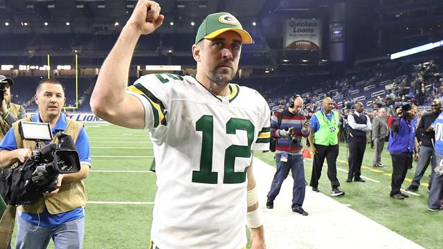 Green Bay rafle la mise à Detroit