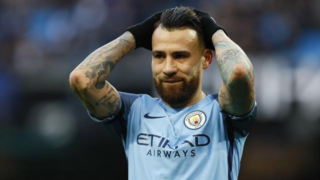 Nicolas Otamendi an option for Real Madrid, Barcelona
