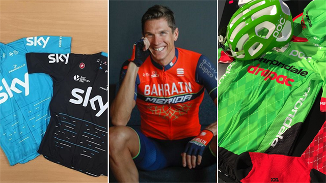 Blazin' Saddles: All 18 World Tour kits rated and reviewed