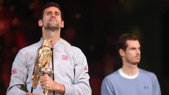 Andy Murray, Novak Djokovic: top two in tennis meet again