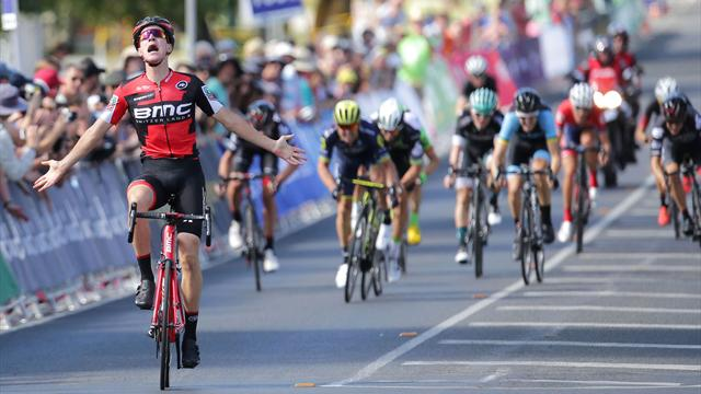 Scotson, Garfoot claim maiden Australian road race titles