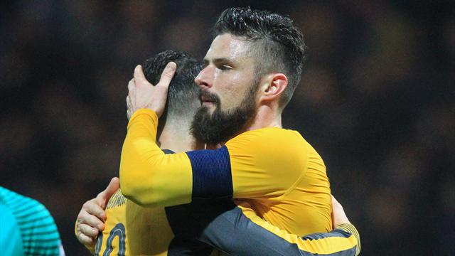 Giroud: I'm close to signing new Arsenal contract