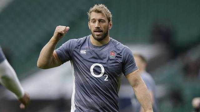 Robshaw blow for England