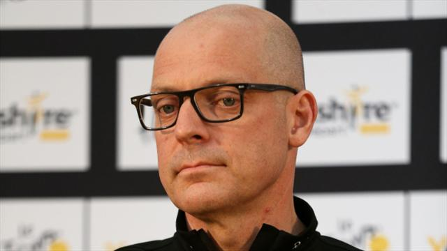 Sir Dave Brailsford has questions to answer at Team Sky media day in Majorca
