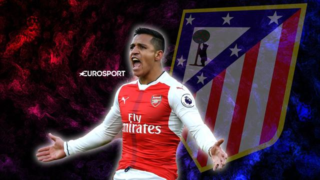Euro Papers: Atletico plot Sanchez swoop as Alexis stalls over contract