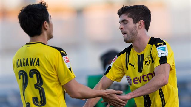 Christian Pulisic Commits Future to Dortmund by Extending Deal to 2020
