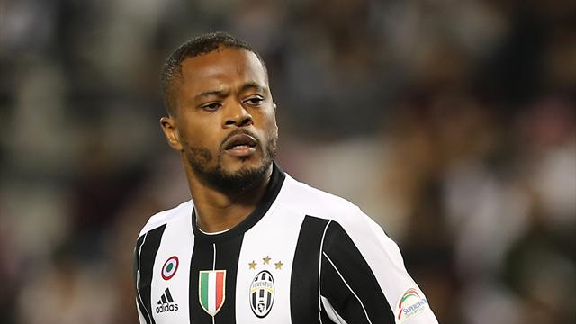 Evra joins Marseille from Juventus