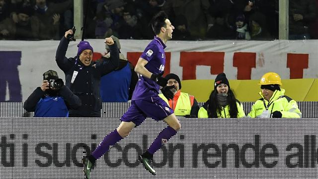 Fiorentina's Kalinic rules out move to China