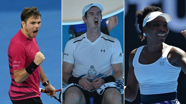 Australian Open wrap: Stan's moment of catharsis, Sir Andy and revelatory Venus