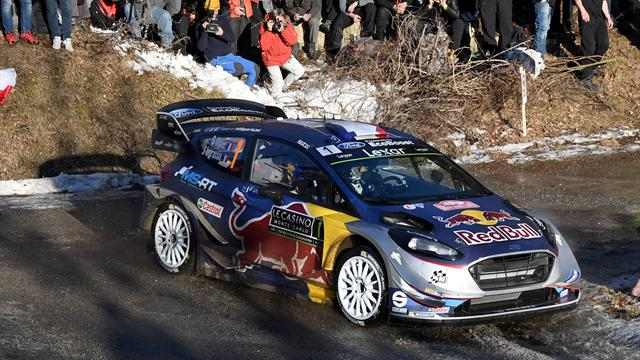 Ogier wins in Monte Carlo on M-Sport debut