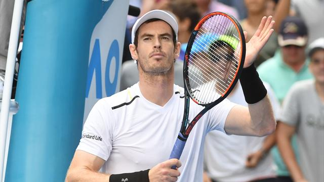 Murray ready for Dubai return despite bout of shingles