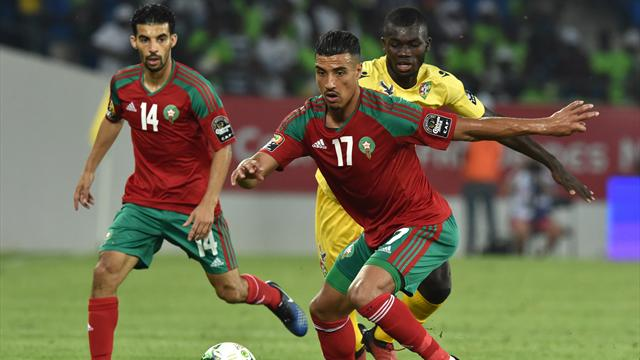 Brillant face au Togo, le Maroc se replace