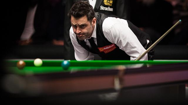 O'sullivan To Play Perry In Final