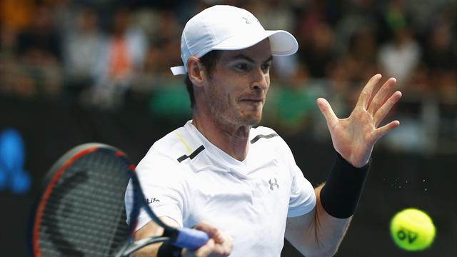 Andy Murray beaten by Dan Evans in Dubai doubles battle