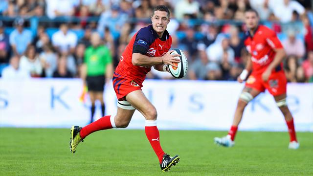 Aurillac - Carcassonne EN DIRECT