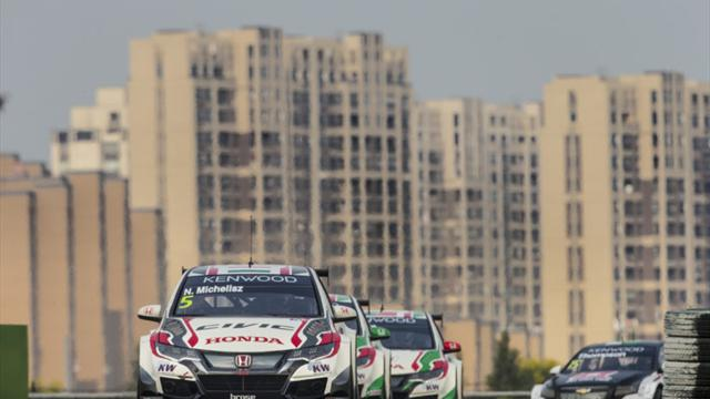 Honda enforces WTCC commitment with three-car entry