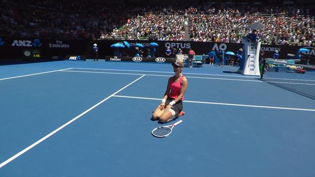 Tennis: Australian Open. Serena williams e Lucic-Baroni in semifinale