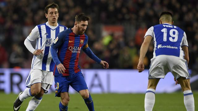 FC Barcelone – Real Sociedad EN DIRECT