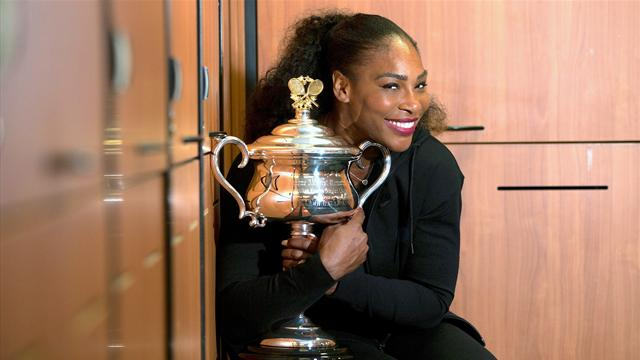 Serena is up there with Michael Jordan and Muhammad Ali as the GOAT - Roddick