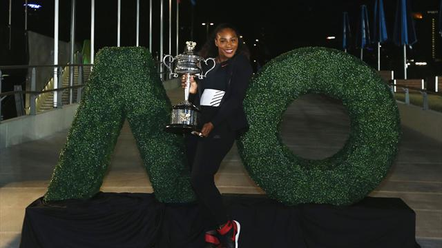 Serena, Venus eye family final