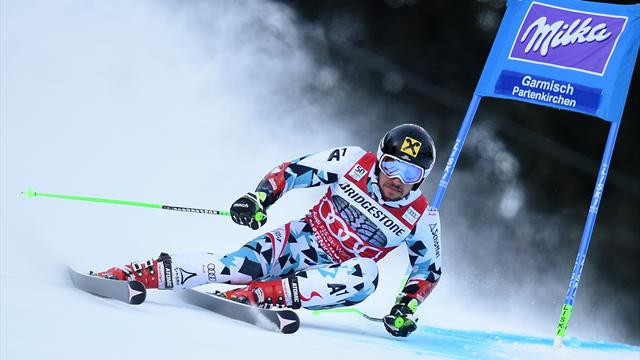 LIVE Alpine World Ski Championships