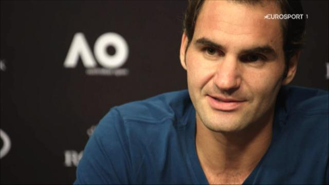 Rolex Minute: 'I didn't think it would happen' – Federer reflects on title