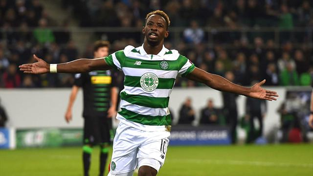 Dembele keen to stay at Celtic for four years