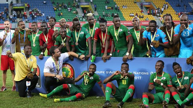 Superb Traore strike gives Burkina Faso third place as Ghana disappoint
