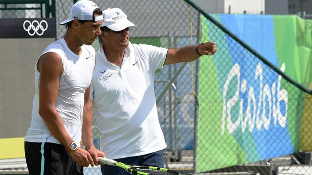 Coach Toni: This will be my last year with Rafael Nadal