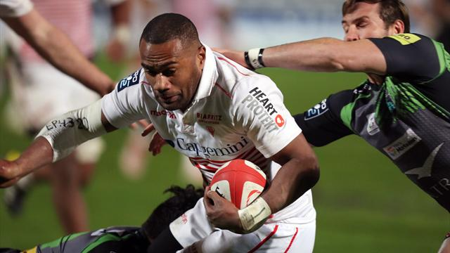 Biarritz - Béziers EN DIRECT