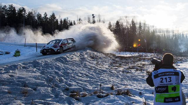 Latvala sweeps to victory in Rally Sweden