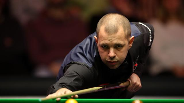 Joint-Favourite Judd Trump Dumped Out Of World Snooker Championship