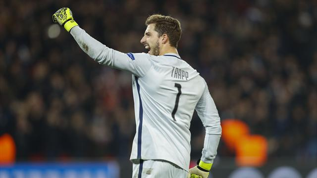 Trapp : « On doit gagner pour les supporters »