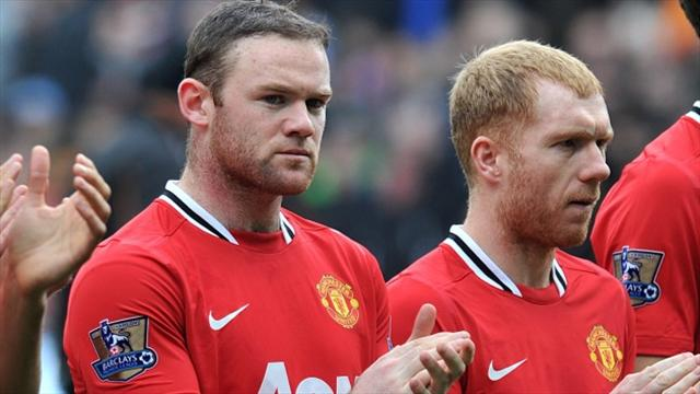 Paul Scholes thinks lack of playing time will be'killing Wayne Rooney