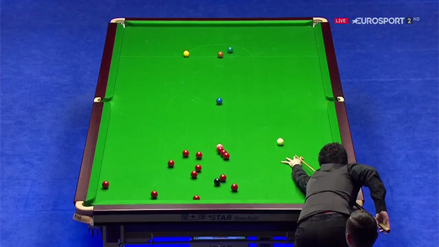 Yan Bingtao marks birthday with ridiculous fluke in Mark Selby upset
