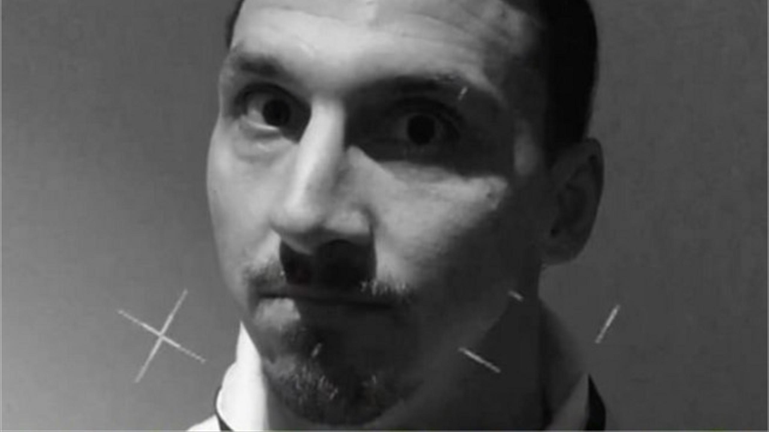 Zlatan Ibrahimovic on Manchester United's Instagram page