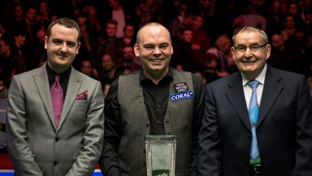 Bingham holds nerve to win dramatic Welsh Open final