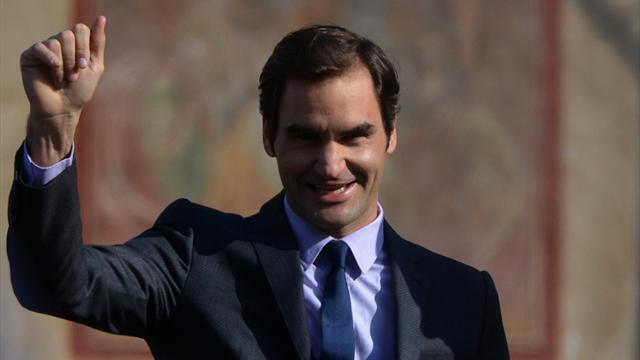 ROLEX MINUTE: Federer excited about launch of Laver Cup in Prague