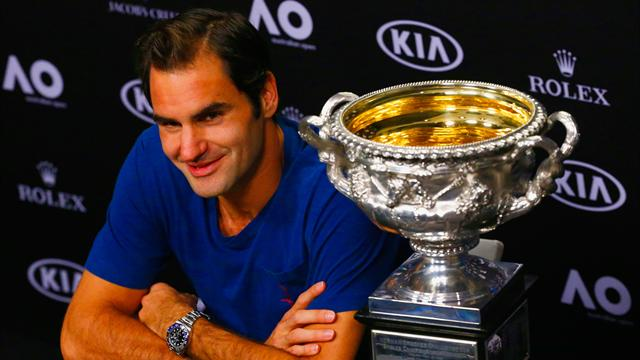 Federer reveals 'dream doubles partner' - What would be the perfect pairing?