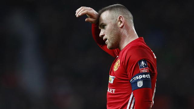 Rooney, Martial and Rashford out of Chelsea clash - Report