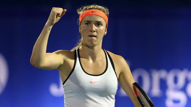Wozniacki moves into second straight WTA final