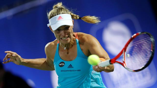 Kerber misses number one spot after defeat in Dubai