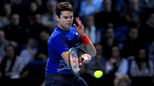 Raonic has to work hard to reach Delray Beach Open semi-finals