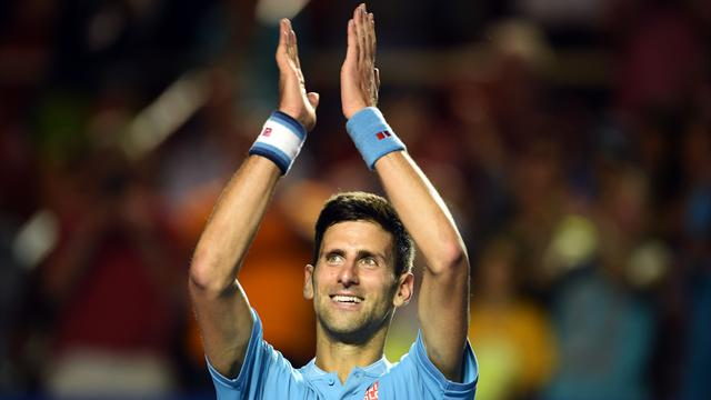Djokovic posts first Tour win since Australian Open in Acapulco opener