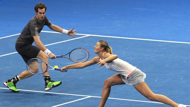 Murray against wild cards for dopers as Wimbledon faces Sharapova dilemma
