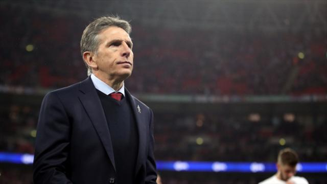 Puel asks Southampton to forget Wembley defeat and focus on league