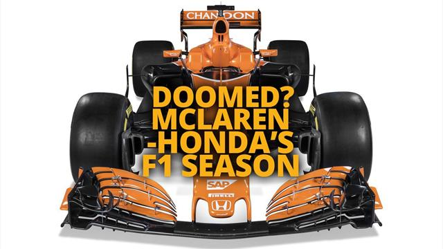Why the 2017 season could already be a write-off for McLaren-Honda