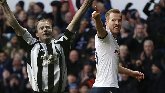What Kane must do to eclipse Shearer's Premier League goal-scoring record
