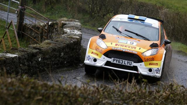 Swede Åhlin aims for more ERC action